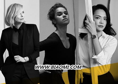 百年灵举办全球网络新品发布会 公布为女性设计的全新时计 姚晨 百年灵 热点动态  第2张