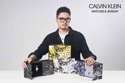 购物万岁 与艺术一起造!Calvin Klein腕表首饰都会嘉年华 欢庆正当时