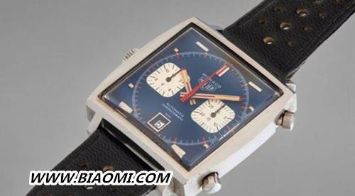 《勒芒》史蒂夫·麦昆佩戴的摩纳哥腕表将被拍卖 摩纳哥 勒芒 泰格豪雅 史蒂夫.麦奎因 热点动态  第4张