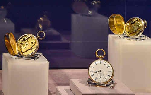 格拉苏蒂钟表-源起 德国格拉苏蒂钟表博物馆特别展览