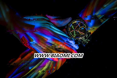 Roger Dubuis罗杰杜彼Excalibur Blacklight腕表——点亮霓虹都市 Excalibur 罗杰杜彼 名表赏析  第1张