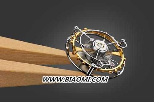 致敬格拉苏蒂制表艺术的天才大师 阿尔弗雷德·海威格1920陀飞轮腕表   限量版 陀飞轮 格拉苏蒂原创 热点动态  第3张