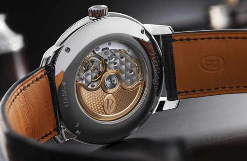 帕玛强尼推出新款寰宇系列Toric Heritage腕表