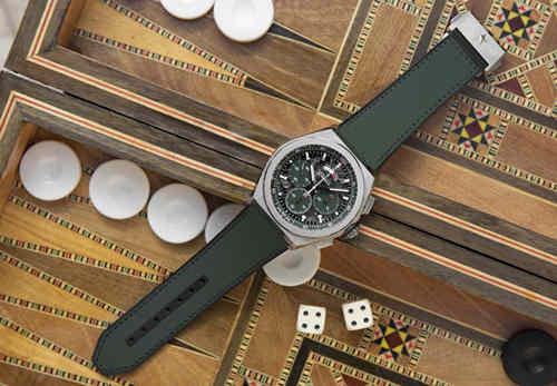 真力时转为迪拜购物中心推出DEFY El Primero 21特别版腕表