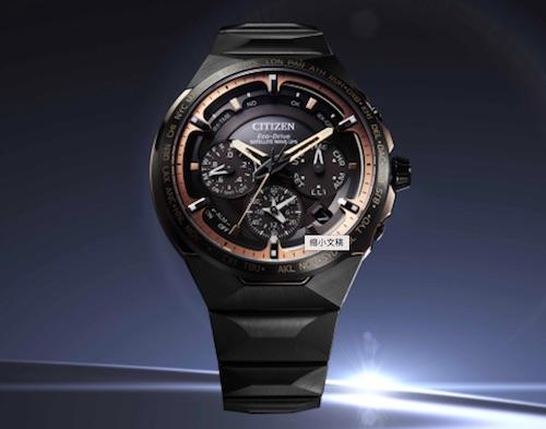 西铁城推出舒博钛™五十周年限量版腕表