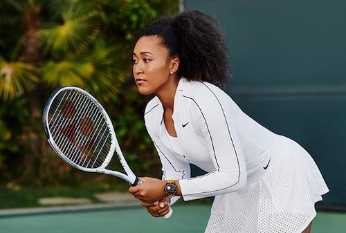 TAG Heuer泰格豪雅官宣全新品牌大使:  日本职业网球选手大阪直美(Naomi Osaka)